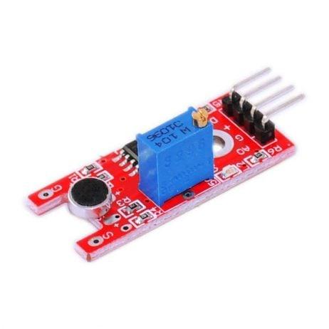 Small Microphone Sound Sensor Module
