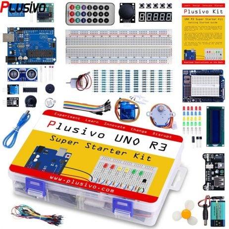 Plusivo UNO R3 Super Starter Kit