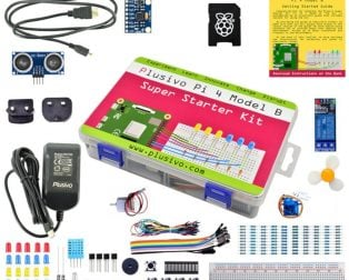 Plusivo Pi 4 Super Starter Kit