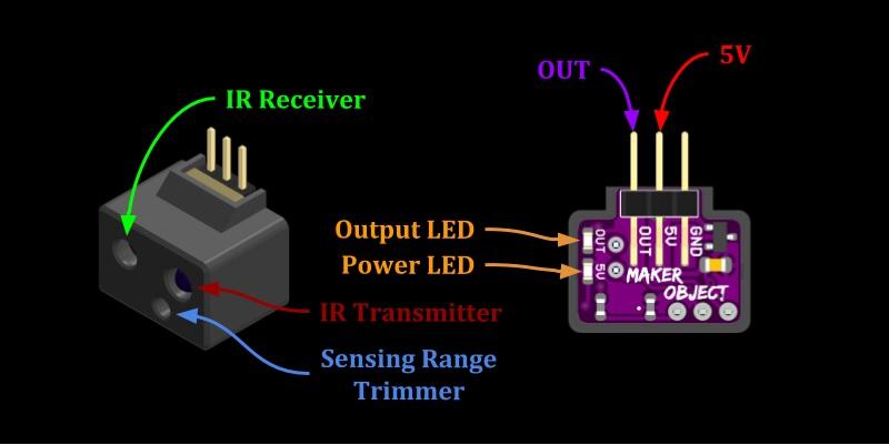 Maker Object Simplifying Object Sensor for Beginner
