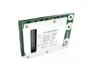 13s 48V 60A Battery Protection Board with Connector