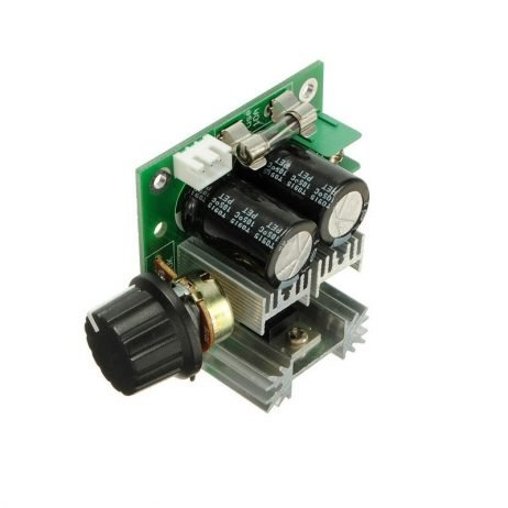 12V-40V10A DC Motor PWM Speed Control Switch Governor