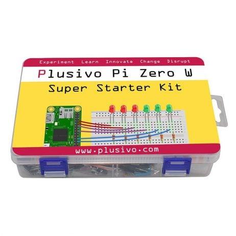 Plusivo Pi Zero W Super Starter Kit