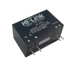 HLK-2M03 3.3V/2W Switch Power Supply Module