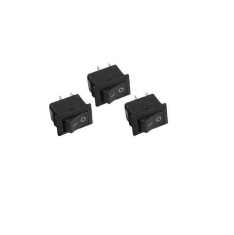 3A 250V AC KCD1-108 Rocker Switch