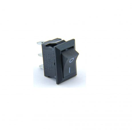 3A 250V AC SPDT ON-ON Rocker Switch