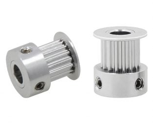 GT2-6mm Belt Timing Pulley