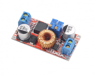 5A Constant Current Voltage LED Drives Lithium Battery Charging Module