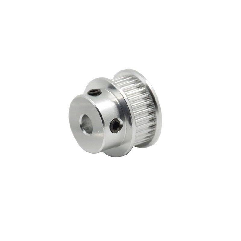 30 Teeth 3D Printer GT2 Timing Belt Pulleys for 6mm Belt 5mm Bore