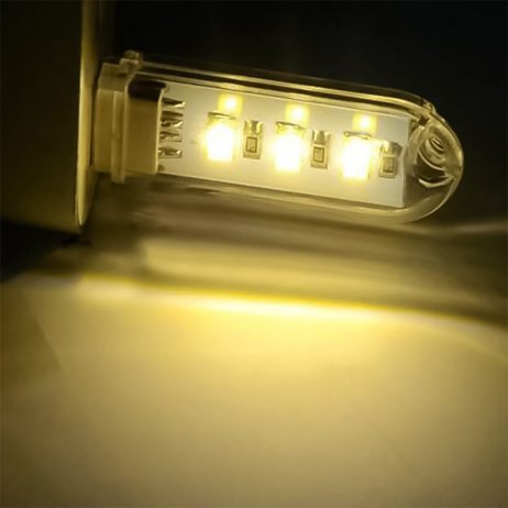 USB LED Book Lights