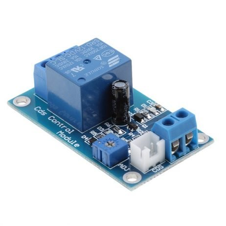 XH-M131 DC 12V Light Control Switch Photoresistor Relay Module
