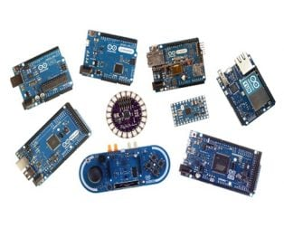 Boards Compatible with Arduino