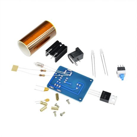BD243 DIY Kit Mini Tesla Coil Kit