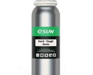eSUN Hard Tough resin for LCD 3D Printers 1 kg-Blue