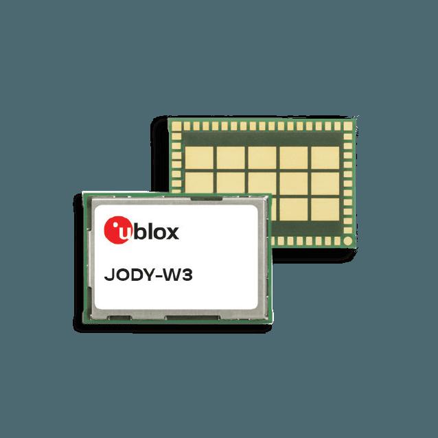 U-blox Jody W3