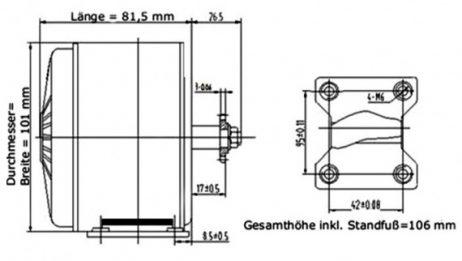 MY1016 24V 350W High Speed Motor Kit