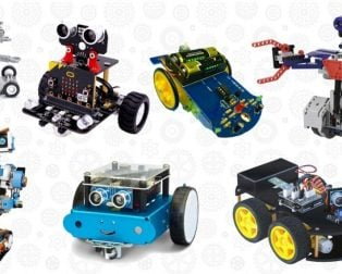 Learning and Robotic Kits