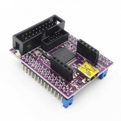 LPC2148 Module Board For ARM Development