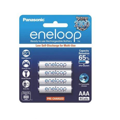Panasonic eneloop AAA BK-4MCCE2BN Rechargeable Battery