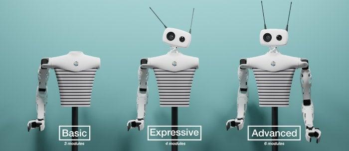 Open Source Robot Reachy