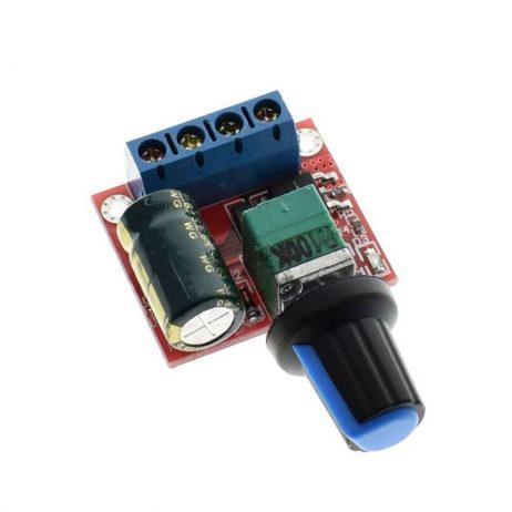 3V 6V 12V 24V 35V PWM DC Motor Speed Regulator