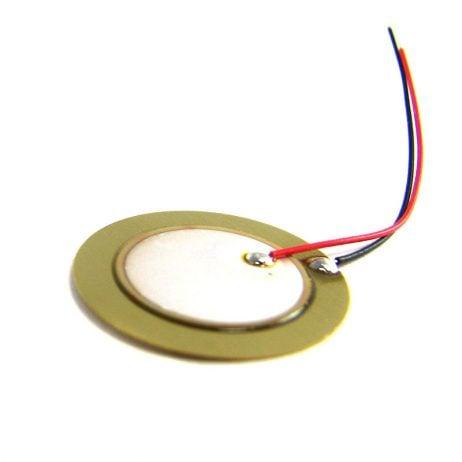 Piezo buzzer 20mm (Pack of 3)