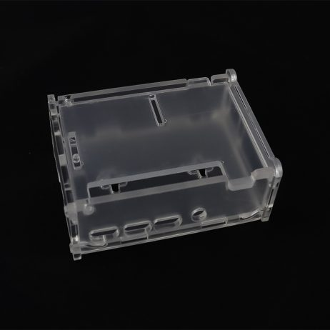 Transparent Case for Raspberry PI 4B