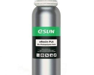 eSUN 3D Printer bio Resin for LCD 3D Printers,1kg eResin-PLA