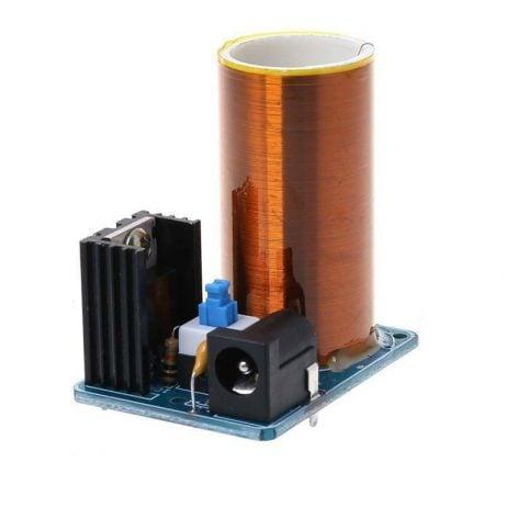 9-12 V BD243 Mini Tesla Coil