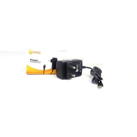 Orange power adapter 5V 3A C-Type