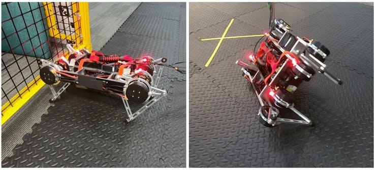 Google AI Robot