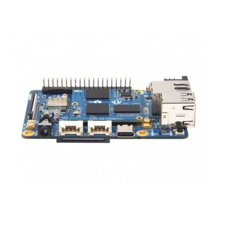 ODYSSEY – STM32MP157C Raspberry Pi 40-Pin Compatible with SoM