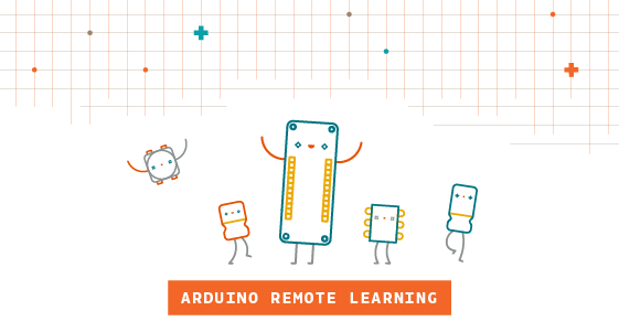 Arduino remote learning
