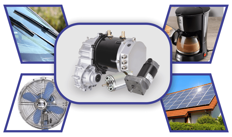 DC motor application 2