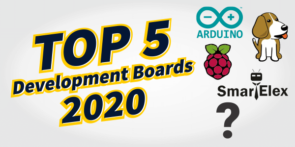 Top 5 development boards
