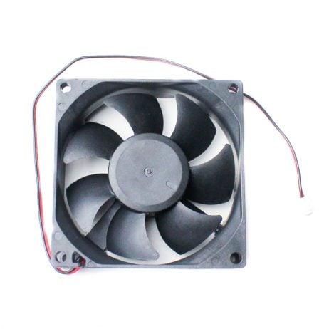 8025 5V Cooling Fan with Bolt & Nut