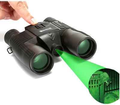 IR sensor in night vision device