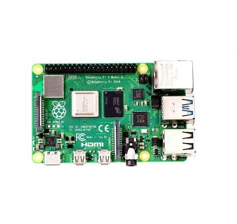 Raspberry Pi 4 Model-B with 8 GB RAM