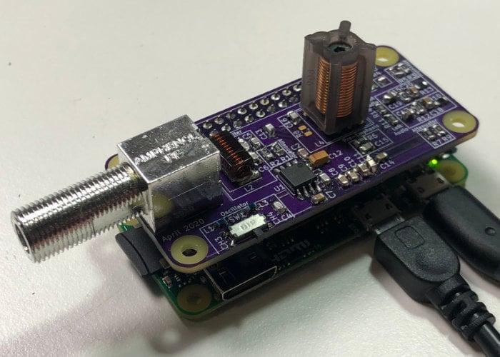 Raspberry Pi Zero RF HAT