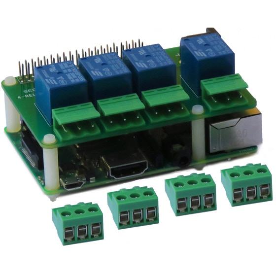 Raspberry Pi relay
