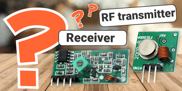 What is EF Transmitter and Receiver.