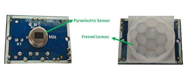 Pyroelectric sensor