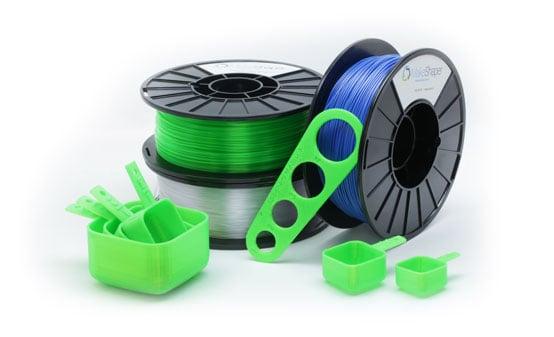 PETT filament