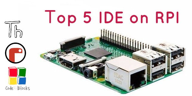 Top 5 IDE RPI Thumb