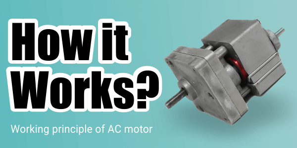 AC motor working principle