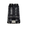 2 x 18650 Lithium Battery Shield for Arduino,ESP32 ,ESP8266