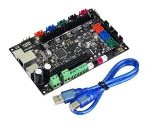 MKS SBASE V1.3 32-bit Open Source Smoothieboard
