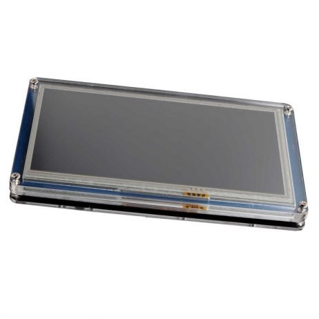 Acrylic clear transparent case for Nextion basic touch screen - 7 inch