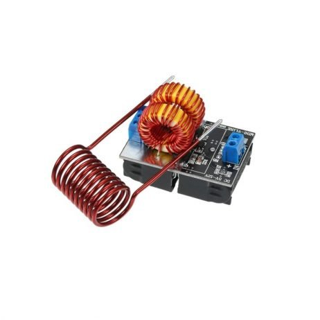 Mini ZVS Induction Heating Board Flyback Driver Heater DIY Cooker+ Ignition Coil