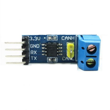SN65HVD230 CAN Board Network Transceiver Evaluation Development Module